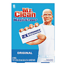 Mr Clean Magic Eraser Original Scrubbers