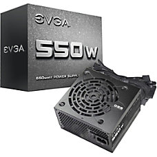 EVGA 550W Power Supply