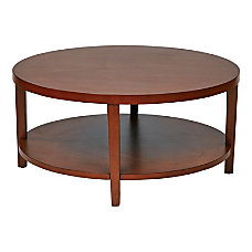 Ave Six Merge Coffee Table Round