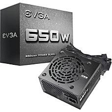 EVGA 650W Power Supply Internal 120