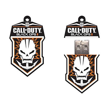 Call of Duty: Black Ops II USB 2.0 Flash Drive, 16GB, Badge