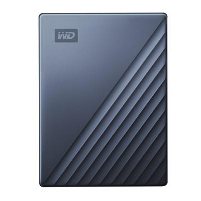 Western Digital® My Passport™ Ultra 2TB Portable External Hard Drive, 64MB  Cache, WDBC3C0020BBL-WESN, Blue/Black Item # 6861972