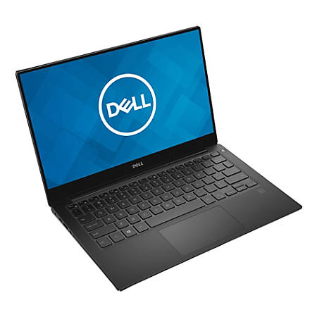 "Dell™ XPS 13 9360 Laptop, 13.3"" Touch Screen, 8th Gen Intel® Core™ i7, 16GB Memory, 1TB Solid State Drive, Windows® 10 Home, XPS9360-7166SLV-PUS"