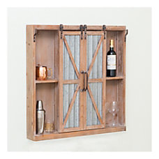 FirsTime Co Westerly Wood Barn Door