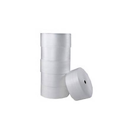 """Office Depot® Brand Foam Roll, 3/32"""" x 72"""" x 750', Slit At 12"""""""