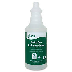 RMC Washroom Cleaner Spray Bottle Cleaning