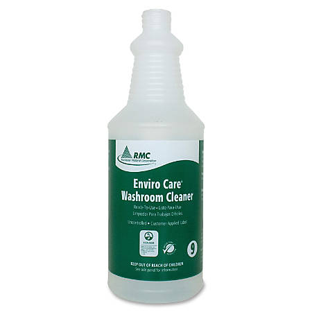 RMC Washroom Cleaner Spray Bottle - Cleaning