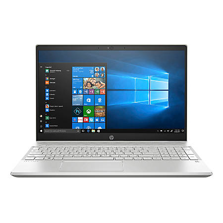 "HP Pavilion 15-cs0079nr Laptop, 15.6"" Touchscreen, Intel® Core™ i5, 8 GB Memory, 1 TB Hard Drive, Windows® 10 Home"