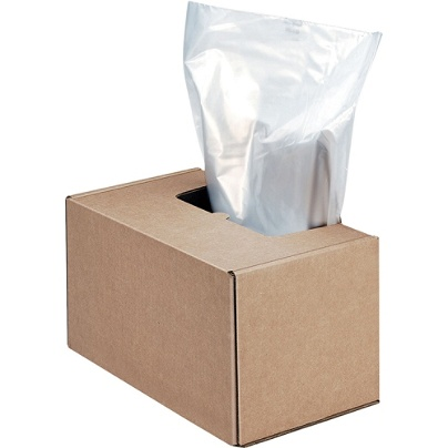 Fellowes High Security Shredder Bags Pack Of 50 By Office Depot Officemax