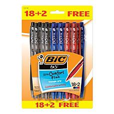BIC BU3 Grip RT Ball Pens