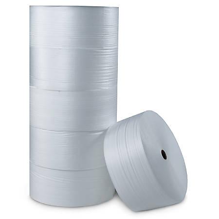 """Office Depot® Brand Foam Roll, 1/2"""" x 72"""" x 250', Slit At 18"""""""