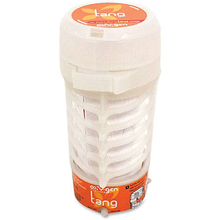 RMC Care System Dispenser Tang Scent - 3000 ft³ - Tang - 60 Day - 1 Each - CFC-free, Recyclable