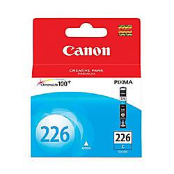 Canon CLI 226 ChromaLife 100 Cyan