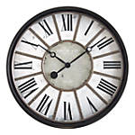 FirsTime & Co.® Roman Wall Clock, Oil-Rubbed Bronze