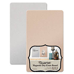 Quartet Magnetic Dry Erase Board 6