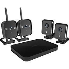 Zmodo 4 Channel 720p Wireless Mini