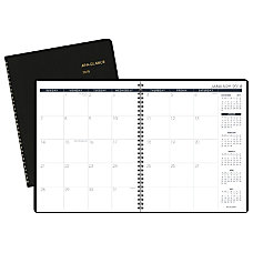 AT A GLANCE Monthly Planner 15