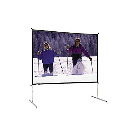 "Da-Lite Fast-Fold Deluxe Projection Screen - 120"" - 4:3"