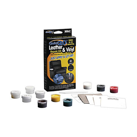 Master Caster ReStor-IT® Quick20™ Leather/Vinyl Repair Kit