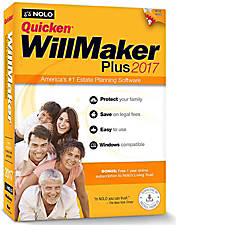 Nolo Quicken WillMaker Plus 2017 Download