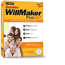 Nolo Quicken WillMaker Plus 2017 Download