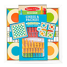 Melissa Doug Childrens Educational Toys Chess