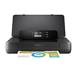 HP OfficeJet 200 Portable Printer With