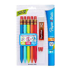 Paper Mate Mates Mechanical Pencil Starter