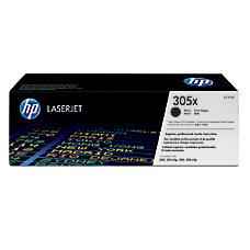 HP 305X CE410XD High Yield Black