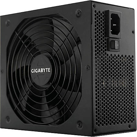Gigabyte G750H Power Supply - 120 V AC, 230 V AC Input - 750 W / 5 V, 3.30 V, 12 V, 12 V, 5 V - 1 +12V Rails - ATI CrossFire Supported - NVIDIA SLI Supported - 90% Efficiency