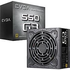 EVGA SuperNOVA 550 G3 Power Supply