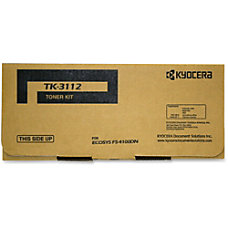 Kyocera Original Toner Cartridge Laser 15500