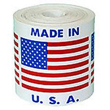 Tape Logic Preprinted Shipping Labels USA504