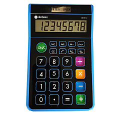 Datexx Desktop Calculators Pack Of 3