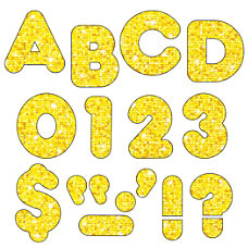 TREND Ready Letters Casual 3 Yellow