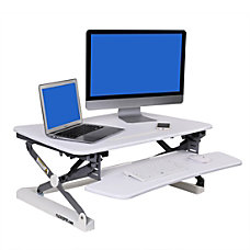 FlexiSpot Height Adjustable Standing Desk Riser