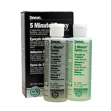15OZ TUBE 5-MINUTE EPOXYLIQUID
