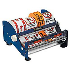 Multi Roll Tabletop Label Dispenser 12