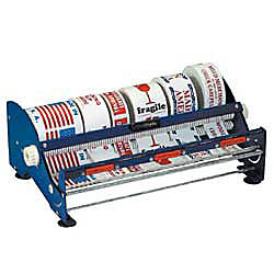 Multi Roll Tabletop Label Dispenser 18