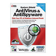 iolo System Shield Antivirus And Antispyware
