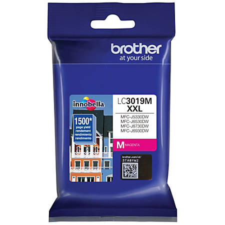 Brother Innobella LC3019M Extra-High-Yield Magenta Ink Cartridge