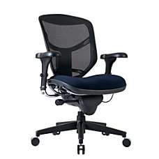 WorkPro Quantum 9000 Ergonomic MeshFabric Managerial