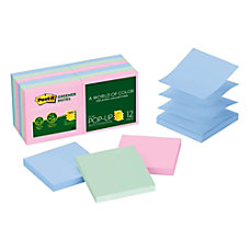Post it Notes Greener Pop Up