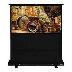 Hamilton Buhl Portable Rising Screen Projector