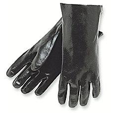 Memphis Glove Dipped PVC Gloves Knit