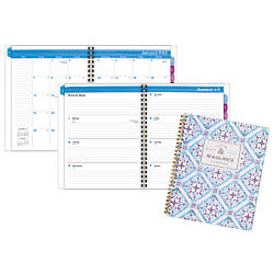 AT A GLANCE Badge WeeklyMonthly Planner