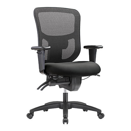 WorkPro 9500XL Big and Tall Chair Gray - Office Depot