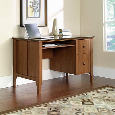Sauder Leton Faux Marble Top Computer