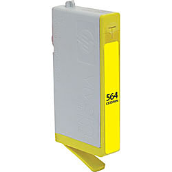Office Depot Brand Ctg320wn Hp 564 Remanufactured Yellow Ink Cartridge