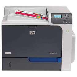 HP LaserJet CP4025DN Color Laser Printer